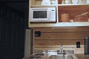 Cuisinette Appartement - Beatnik Hôtel