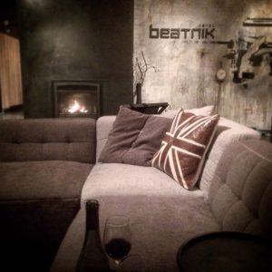 Le lobby - Beatnik Hôtel