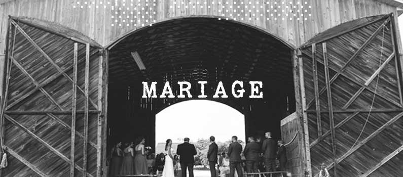 Forfaits mariage - Beatnik Hôtel